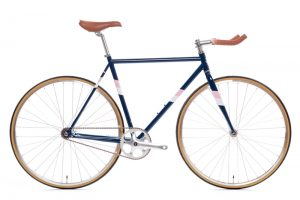 State Bicycle Co. Fixed Gear Bicycle 4130 Core Line Rutherford 3-0