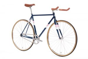 State Bicycle Co. Fixed Gear Bicycle 4130 Core Line Rutherford 3-7587