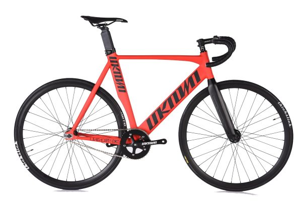 Unknown Bikes Fixed Gear Bike Singularity - Red-0
