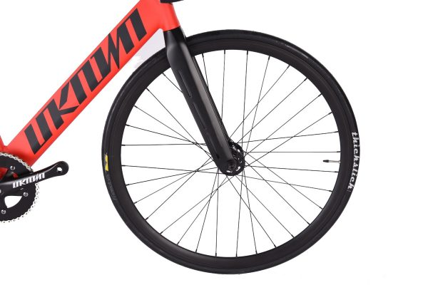 Unknown Bikes Fixed Gear Bike Singularity - Red-7480