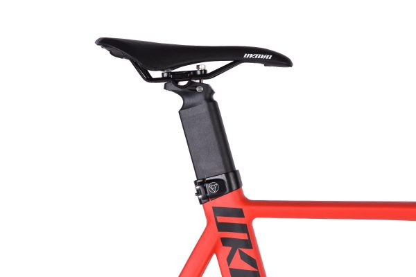 Unknown Bikes Fixed Gear Bike Singularity - Red-7483