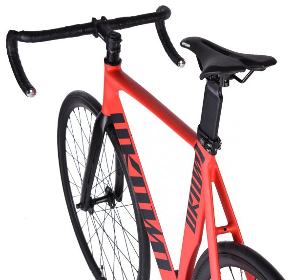 Unknown Bikes Fixed Gear Bike Singularity - Red-7484
