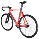 Unknown Bikes Fixed Gear Bike Singularity – Red-7485