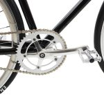 BLB City Classic Fixie & Single-speed Bike – Black-7966