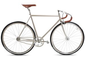 BLB City Classic Fixie & Single-speed Bike - Champagne-0