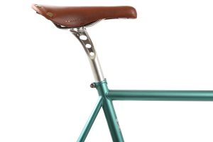 BLB City Classic Fixie & Single-speed Bike - Green-7982