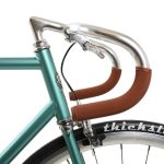 BLB City Classic Fixie & Single-speed Bike – Green-7983