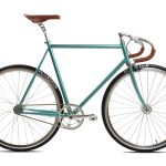 BLB City Classic Fixie & Single-speed Bike – Green-0