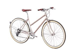 6KU Odessa City Bike - Pershing Gold-7763
