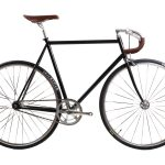 BLB City Classic Fixie & Single-speed Bike – Black-0