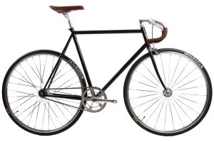 BLB City Classic Fixie & Single-speed Bike - Black-0