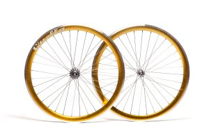 Quella Bikes 40MM Deep-V Wheelset-8048