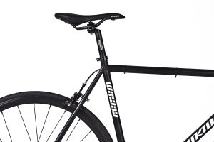 Unknown Bikes Fixed Gear Bike SC-1 Black -7937