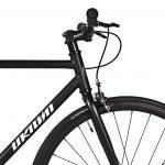 Unknown Bikes Fixed Gear Bike SC-1 Black -7938