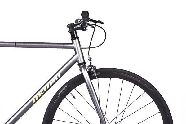 Unknown Bikes Fixed Gear Bike SC-1 - Gray -7958