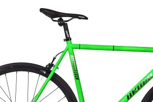 Unknown Bikes Fixed Gear Bike SC-1 - Green -7952