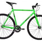 Unknown Bikes Fixed Gear Bike SC-1 – Green -0