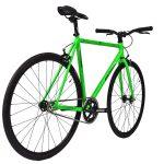 Unknown Bikes Fixed Gear Bike SC-1 – Green -7955