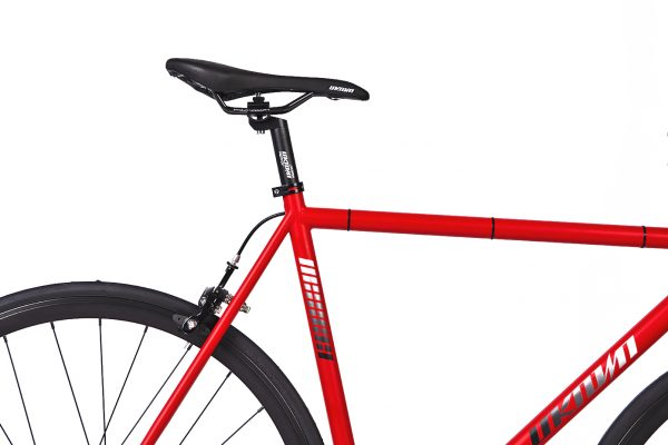 Unknown Bikes Fixed Gear Bike SC-1 - Red -7947