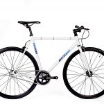 Unknown Bikes Fixed Gear Bike SC-1 – White -0