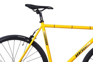 Unknown Bikes Fixed Gear Bike SC-1 - Yellow -7940