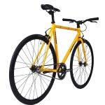 Unknown Bikes Fixed Gear Bike SC-1 – Yellow -7943