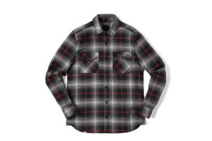 Chrome Industries Woven Strech Workshirt-0