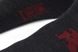 Chrome Industries No Show Merino Socks-8093