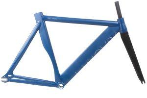 BLB La Piovra ATK Frameset -Satin Oxford Blue-0