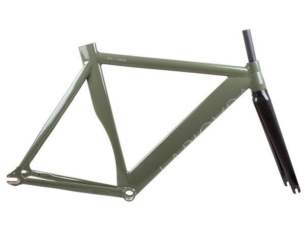 BLB La Piovra ATK Frameset - Gloss Army Green-0