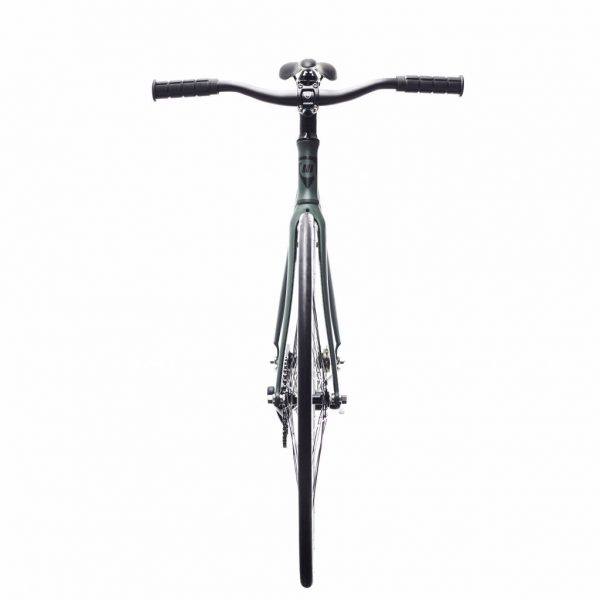 Poloandbike Fixed Gear Bicycle CMNDR 2018 CA1 - Green-11370