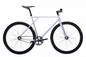 Poloandbike Fixed Gear Bicycle CMNDR 2018 CG2 - Silver-0