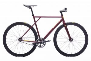 Poloandbike Fixed Gear Bicycle CMNDR 2018 CP3 - Purple-0