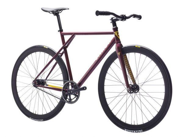 Poloandbike Fixed Gear Bicycle CMNDR 2018 CP3 - Purple-11366