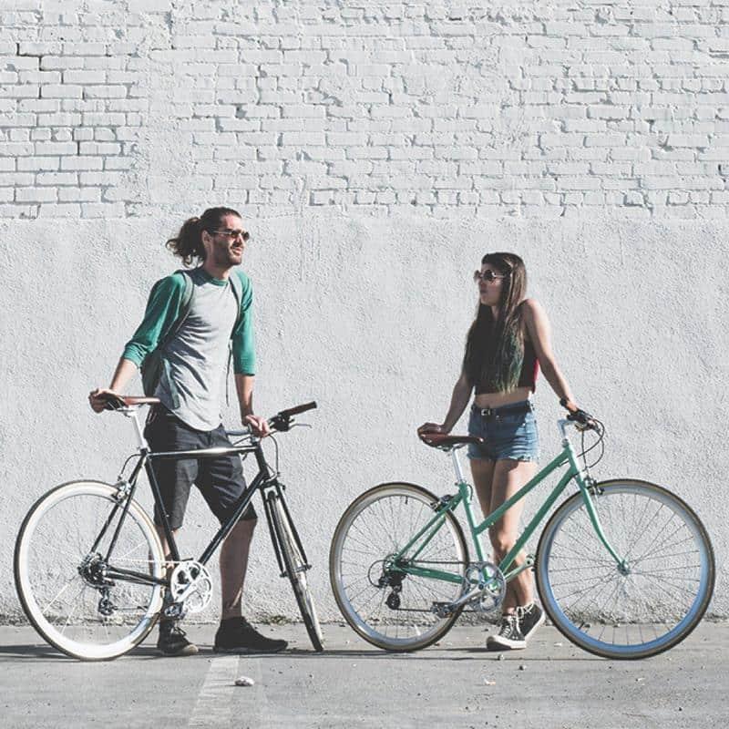 6KU Odyssey Odessa City Bike 8 Speed